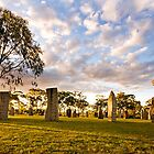 Standing Stones. by trevorb