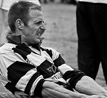 Determination, Irish National Tug-of-war championship, New Ross, County Wexford, Ireland by Andrew Jones