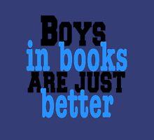 Boys in books Unisex T-Shirt