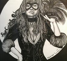 Black Cat by Richie Montgomery