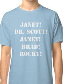 Great Scott! (white) Classic T-Shirt