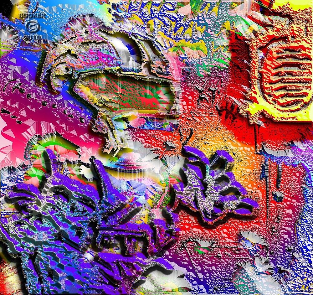 THE GRAFFITI KIDD by BOOKMAKER