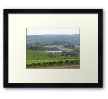 Hahndorf True Beauty Framed Print