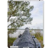 Canon from Fort Fredericia  iPad Case/Skin