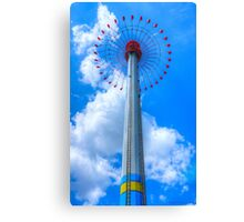 Windseeker Canvas Print