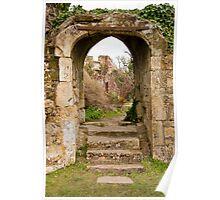 Scotney Castle, Garden Arch Poster
