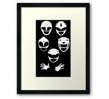 Mighty Morphian Rhapsody Framed Print