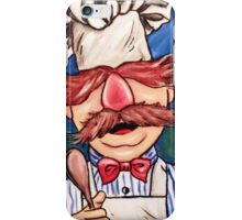 Swedish Chef iPhone Case/Skin