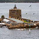 Fort Denison - Sydney by Nick Sage