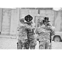 Cavalry Brotherhood Photographic Print