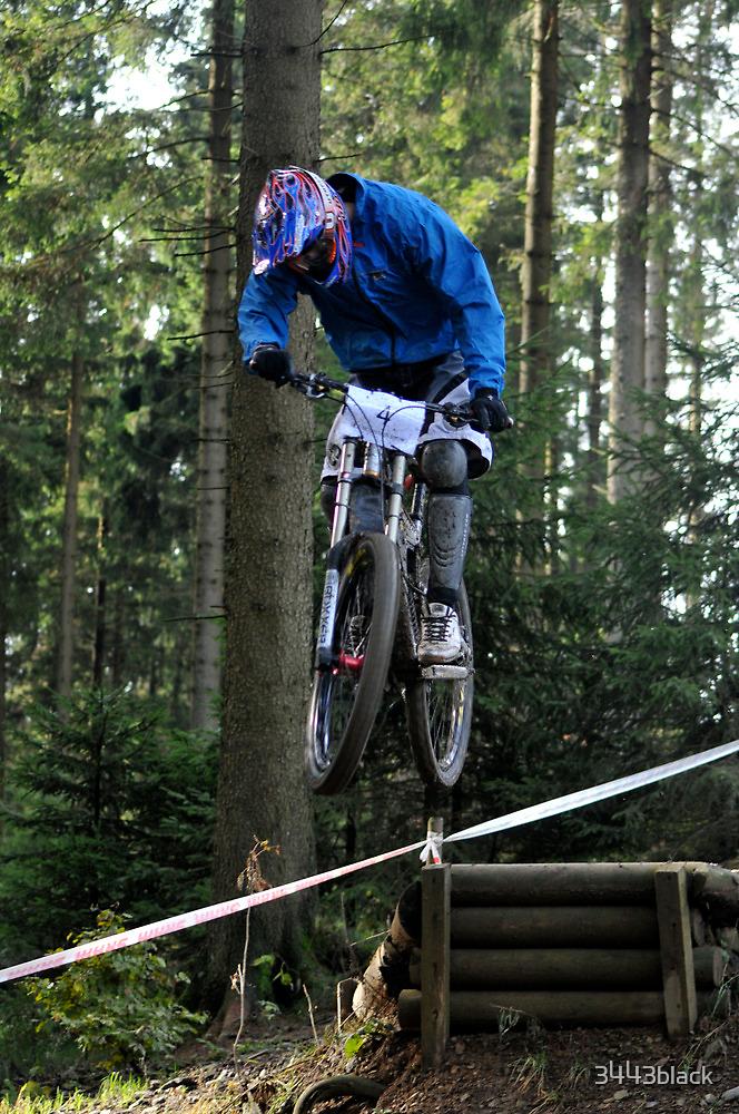 Mountain biking trials by 3443black