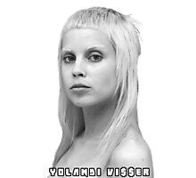 Die Antwoord - Yolandi Visser Photographic Print