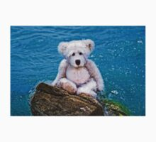Beach Bum - Teddy Bear Art By William Patrick And Sharon Cummings Kids Clothes