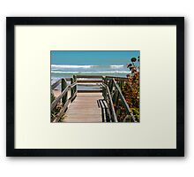 Ocean/ Sea Framed Print