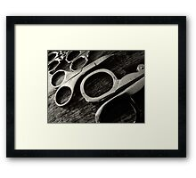 You Can Never Have too Many..... Framed Print