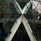 Detail on the Gherkin by Jonathan Doherty