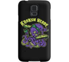 Kraken Heads Samsung Galaxy Case/Skin