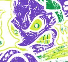 Kraken Heads Sticker