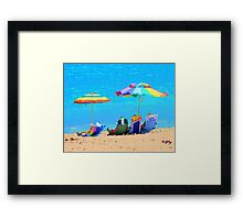 Beach / Ocean Framed Print