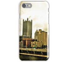 Welcome to Pittsburgh  iPhone Case/Skin