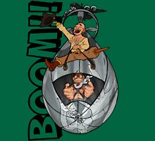 This is going to Hurt... BOOM!! Unisex T-Shirt