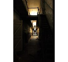 light at the end of the tunnel?  Photographic Print