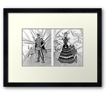XBox Royalty Framed Print