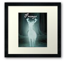 Prongs Harry Potter Framed Print