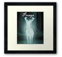 Prongs Harry Potter Framed Print