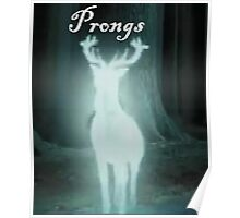 Prongs Harry Potter Poster