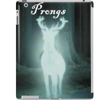 Prongs Harry Potter iPad Case/Skin