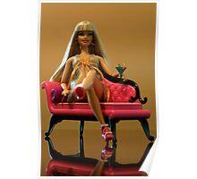 Lingerie Barbie Poster