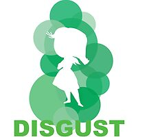 Disgust by Woody2015