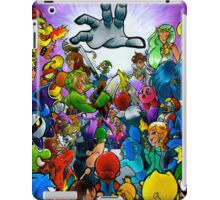 Super Smash Bros VS Master Hand iPad Case/Skin
