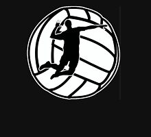 Men's Volleyball Shield  Unisex T-Shirt