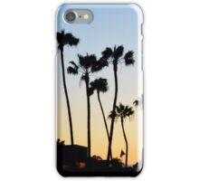 Coronado Sunset CALIFORNIA iPhone Case/Skin