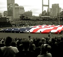 Opening day in Detroit by RS0410