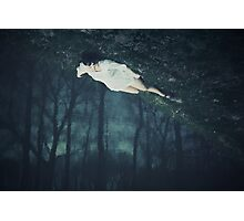 Midnight under my toes Photographic Print