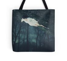 Midnight under my toes Tote Bag