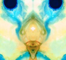 The Wise Ones - Visionary Art By Sharon Cummings Sticker