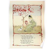 Rose Buds Virginia Gerson 1885 0054 Brother Toodles Poster