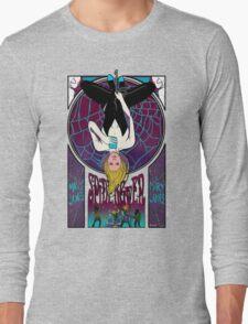 Spidergwen Art Nouveau Long Sleeve T-Shirt