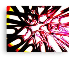 The Office Abstract #2 Canvas Print