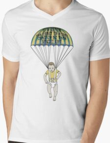 It's Never Too Early To Start Working On Your Bucket List Mens V-Neck T-Shirt