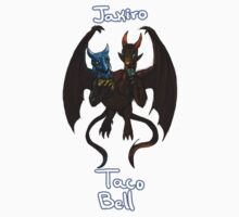 Jakiro Taco Bell - With Type- Kids Clothes