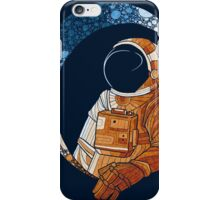 Spaceman iPhone Case/Skin