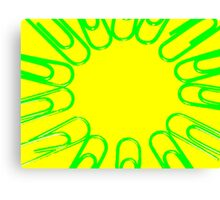 The Office Abstract ### Canvas Print