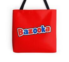 Bazooka retro bubble gum Tote Bag