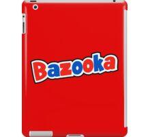 Bazooka retro bubble gum iPad Case/Skin