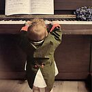 Baby Piano by Christine Wilson